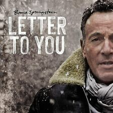 BRUCE SPRINGSTEEN 'LETTER TO YOU' CD (2020)