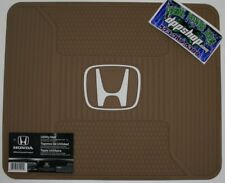 honda elite pilot car truck trunk suv floor utility mat welcome garage back rear