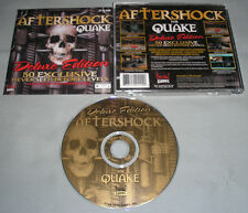 Aftershock for Quake Deluxe Edition PC Computer CD Video Game Expansion COMPLETE