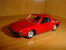 FIAT X 1/9 RED 1972 1:43 MINT WITH BOX!!!