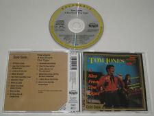 TOM JONES/A KISS FROM THE TIGER(ARIOLA EXPRESS 295 481) CD ALBUM
