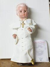 Papstpuppe Papst Benedikt XVI - Schildkröt Puppe Original Limitiert 999 Stück