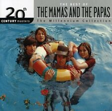 The Mamas & the Papa - 20th Century Masters: Collection [New CD]