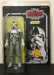 STAR WARS GENTLE GIANT JUMBO AT-AT DRIVER SDCC exclusive sealed NMoC 2014