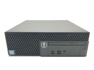 Dell OptiPlex 3040 SSF Intel Core i5 6th GEN 8GB  500GB HDD 25OGB ssd Windows 10
