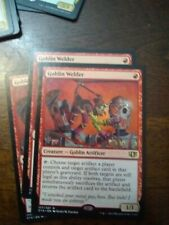 1x Goblin Welder NM-Mint, English Commander 2014 MTG Magic