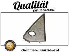 Miroir Triangle Porte Intérieur Droite Plaque Chrome Revêtement De Mercedes W123