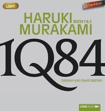 1Q84: Buch 1 & 2. von Haruki Murakami (2013) [ungekürzt, mp3]