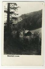 AK St. Veit an der Gölsen, Wiesenbach, Schindeltal 1942