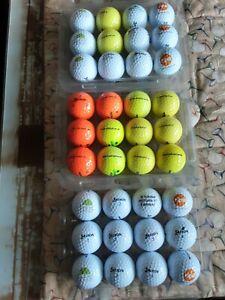 36 Srixon AD333 Golf Balls Used