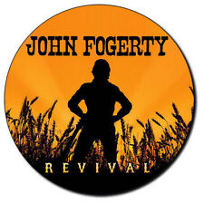 Parche imprimido, Iron on patch, /Textil sticker, Pegatina/ - John Fogerty