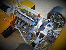 GP F 1 Vintage mclaren 18 INDY 500 24 Auto da corsa 12 anni '70 SPORT MIDGET