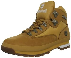 TIMBERLAND MENS EURO HIKER BOOTS 91566 WHEAT
