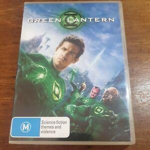 Green Lantern DVD Ryan Reynolds R4 Like New! FREE POST