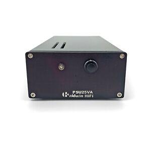 Audio PSU - Baldwin Audio PSU25VA - 9v - £89