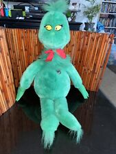 Vintage Dr Seuss The Grinch Who Stole Christmas Plush 1997 Stuffed Doll