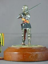 Border Miniature Medieval 70mm model figure High Gothic knight War of the Rose's