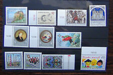 Austria 1995 Art 1996 Art Artists Mountain Rescue Stamp Day Unicef etc MNH