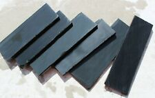 6 Pearl Gray Dacite Rough Slabs Blanks Knapping Knife Arrowhead Obsidian