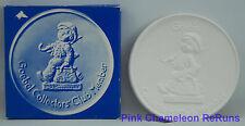 Goebel W Germany Club Member Medallion Plaque 1980