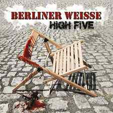 Berliner Weisse - High Five (CD) NEU Oi Skinhead Punk Punkrock LakeTownRecords