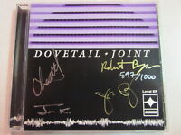DOVETAIL JOINT LEVEL EP 6 TRK CD LIMITED EDITION 597/1000 HAND AUTOGRAPHED OOP