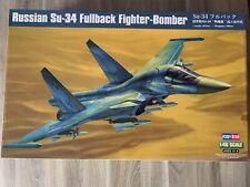 Hobbyboss 81756 Russian SU-34 Fullback Fighter-bomber 1/48