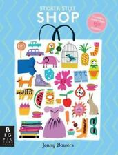 Sticker Style: Shop by Big Picture Big Picture Press (2015, Paperback)