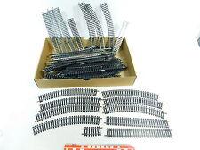 at771-2 #62x LIMA H0 / DC piezas de vía / Vía/Carril etc. : 3020 +3030 +3032
