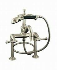 Kohler K-16210-4A-BN Revival Bath Faucet, Vibrant Brushed Nickel