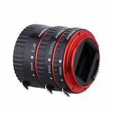 Canon AF Macro extension tubes
