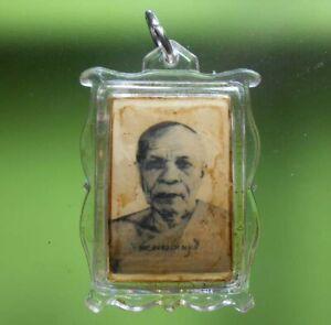 RARE LP SOD FOR PROTECTION BUDDHA THAI AMULET PENDANT