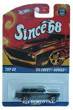 2008 Hot Wheels Since '68 Top 40 #20 '55 Chevy Nomad