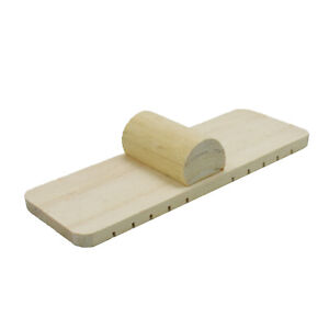 Pet Toy Hamster Log Board Small Guinea Pig Solid Wood Bridge Hamster Toy Seesaw