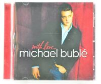 With Love Michael Buble Music CD FREE SHIPPING