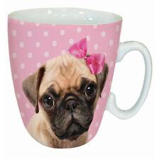 Cute Pug Mug - Novelty Mug - Gift for Pug Dog Lovers - With Gift Box - FREE P&P