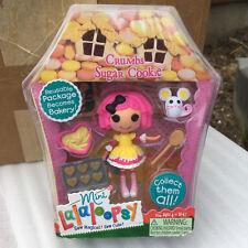 Mini Lalaloopsy CRUMBS Sugar Cookie Doll MOC