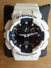 CASIO G-Shock Mens Analog/Digital Watch - White/Dark Grey - Excellent Condition