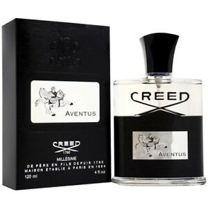 Men's Aventus Creed Cologne 4oz Spay Tester