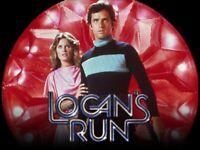 RARE 16mm TV: LOGAN'S RUN (The Collectors) Gregory Harrison / SCI-FI Series