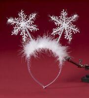Forum Novelties Santa Snow Flake Headband Christmas Costume Accessory 69022