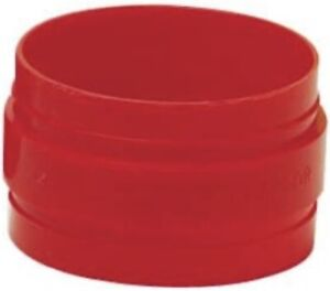 Rotastak Accessiores Adaptors 2 Pack Red Joins Two similar Size Tunnels Rotastak