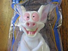 Anastasia BARTOK White Bat Plush Toy Window 1997 20th Century Fox NONTALKING NEW
