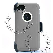 Defender Rugged iPhone 5c Hard Shell Case w/Belt Clip Fits Otterbox Defender