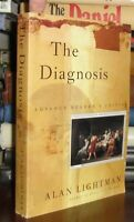 Lightman, Alan THE DIAGNOSIS  1st Edition 1st Printing