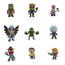 Funko Mystery Minis Rick & Morty 2 FIGURES x 9  New