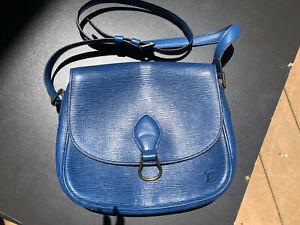 Vintage Louis Vuitton Epi Leather handbag