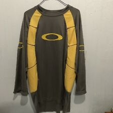 Oakley Retro Descent Jersey Mtb Mountain Bike Cycling Dakine Fox T-Shirt Xl