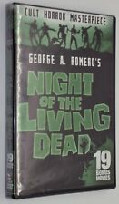 20 Cult Horror Movies Dvds Night Of The Living Dead Lady Frankenstein Dracula +