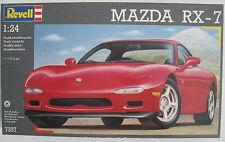 REVELL 7357 - MAZDA RX-7 - 1:24 - Auto Bausatz - KIT - Modellbausatz